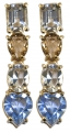 Gems Crystal Earrings