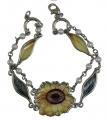 Jewels of Nature Sunflower Bracelet