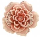 Rose Brooch (Small)