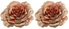 Rose Earrings (Large)