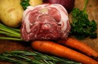 Scrag end of lamb
