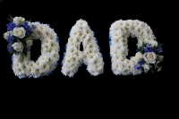 'Dad' - letter tribute
