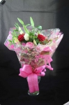Hand-tied gift bouquet