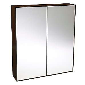 Mirror cabinets 60 70 80 100 120 utopia utopia for Mirror 120 x 60