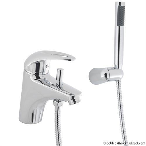 KOMO BATH SHOWER MIXER MONOBLOC WITH KIT