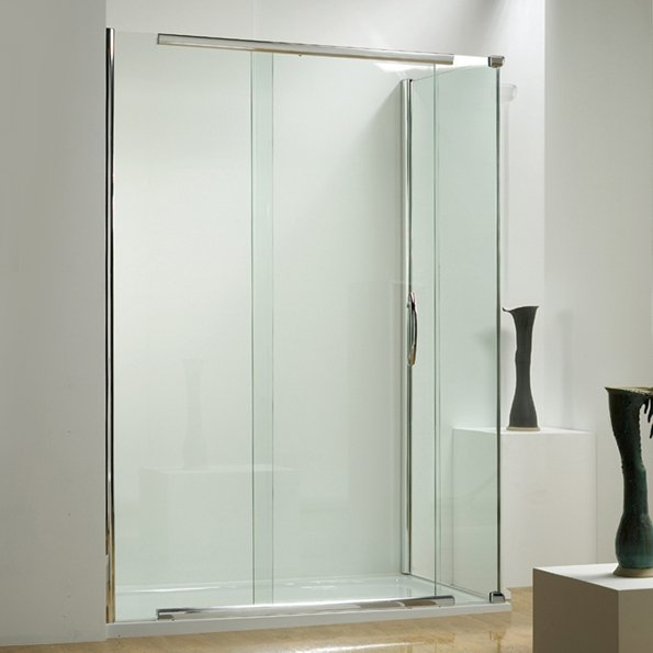 Wall Extension Post Kudos Infinite B P M Bathrooms Ltd