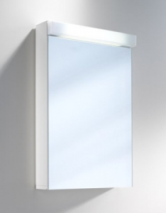 1 DOOR MIRROR CABINET LOWLINE
