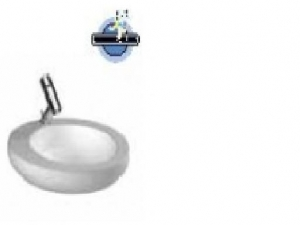 Alessi One INSET COUNTERTOP