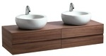 160CM VANITY UNIT FOR 2 BASINS