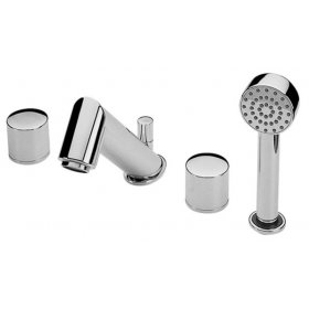 4 HOLE BATH SHOWER MIXER