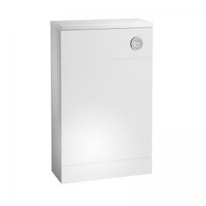 500MM SLIMLINE BACK TO WALL WC UNIT