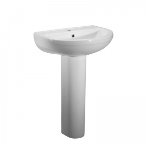 540MM BASIN AND PEDESTAL