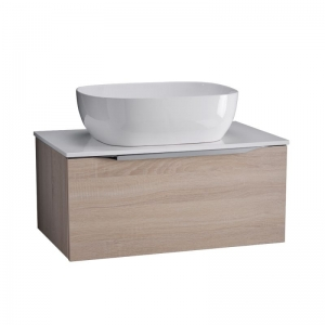 700MM WALL MOUNTED WASH UNIT EXCLUDING BASIN AND WORKTOP