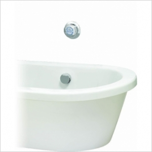BATH WITH OVERFLOW FILLER