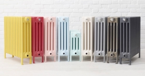 Bisque 475 x 1000 Electric Radiator