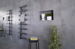 Bisque Chime 1380 x 500 Towel Rail