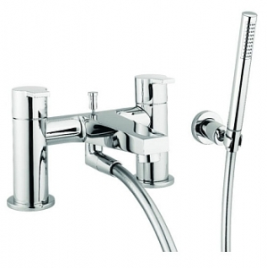 CLICK BATH SHOWER MIXER WITH KIT