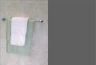 CIRQULA SMALL TOWEL RAIL