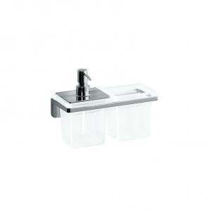 COMBINATION LIQUID SOAP DISPENSER&TUMBLER