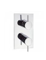 ELITE THERMOSTATIC SHOWER VALVE WITH 2 WAY DIVERTER