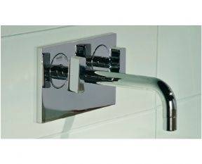 ELIXIR LINEAR DESIGN WALL MOUNTED MIXER TAP
