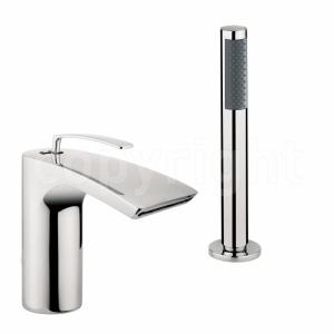 ESSENCE BATH SHOWER MIXER MONOBLOC