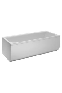 Form rectangular bath 1800mm back to wall
