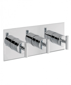 GLIDE THERMOSTATIC SHOWER VALVE 3 CONTROL