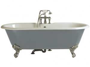 Heritage Buckingham Cast Iron Bath