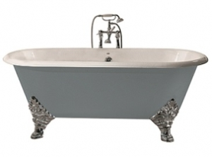 Heritage Grand Buckingham Cast Iron Bath