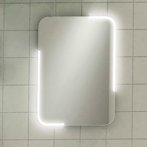 HiB Orb 50 Illuminated Mirror