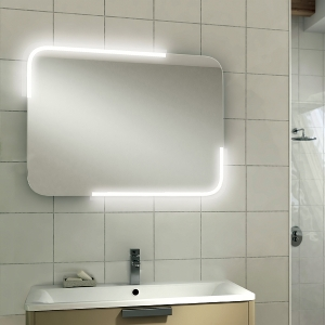 HiB Orb 60 Illuminated Mirror