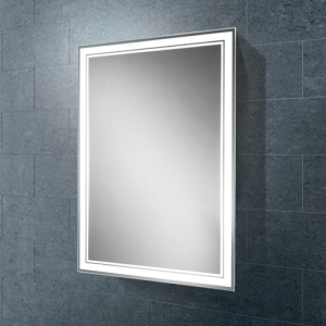 HiB Skye Illuminated Mirror