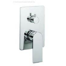 KELLY HOPPEN MANUAL SHOWER VALVE WITH 3 WAY DIVERTER.