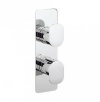 KELLY HOPPEN MANUAL SHOWER VALVE WITH 3 WAY DIVERTER