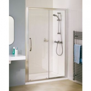 LAKES 2000 x 1850 SEMI- FRAMELESS SLIDER DOOR