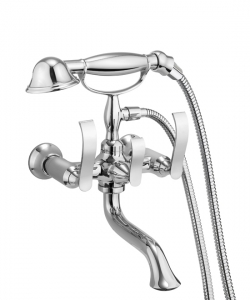 MAJESTIC BATH SHOWER MIXER WITH KIT