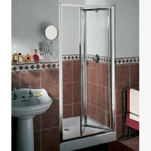 ORIGINAL RADIANCE INFOLD, INLINE OR PIVOT DOOR WITH SIDE PANEL