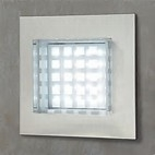SQUARE LED SHOWER ENCLOSURE LIGHT