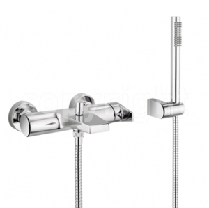 TEMPO BATH SHOWER MIXER WITH KIT