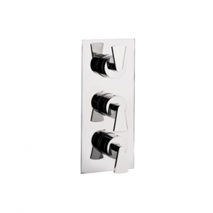 ESSENCE THERMOSTATIC SHOWER VALVE 3 CONTROL