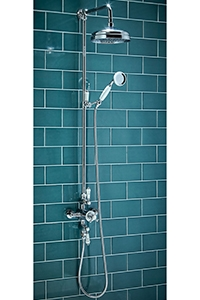 TRADITIONAL THERMOSTATIC SHOWER SET 3