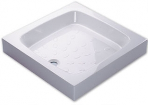 UNIVERSAL SHOWER TRAY WITH UPSTANDS