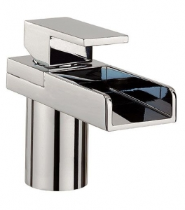 WATER SQUARE LIGHTS BASIN MONOBLOC WITH LIGHTS