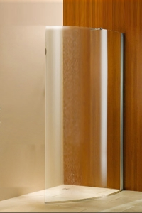 WET ROOM PANELS: CURVED PANEL ONLY