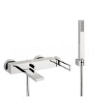 ZEAL BATH SHOWER MIXER WITH KIT