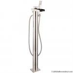 WATER SQUARE BATH SHOWER MIXER WITH KIT