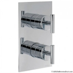 LOVE ME THERMOSTATIC SHOWER VALVE WITH 2 WAY DIVERTER
