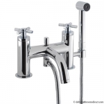 TOTTI  BATH SHOWER MIXER WITH KIT