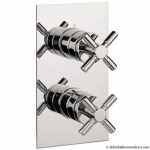 TOTTI  THERMOSTATIC SHOWER VALVE WITH 2 WAY DIVERTER